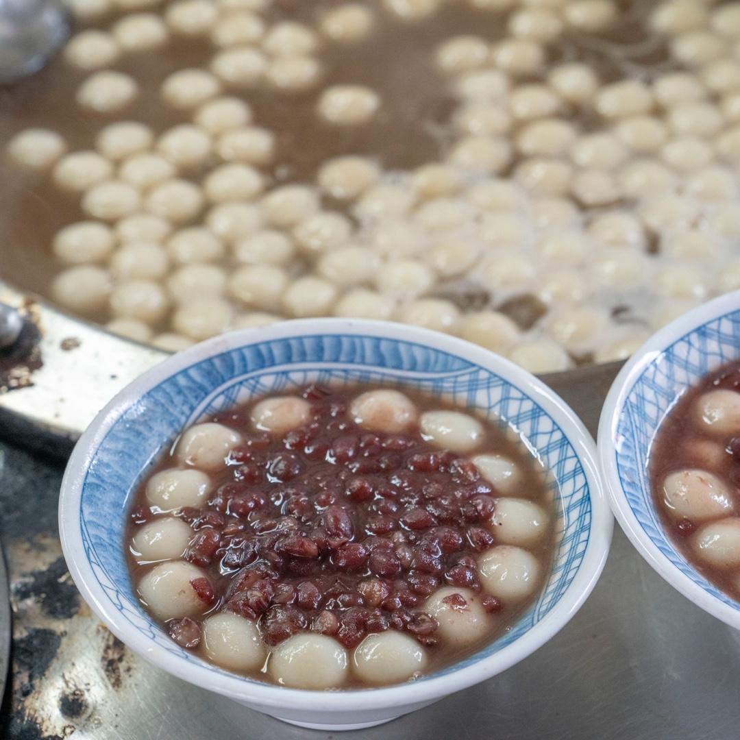 宜蘭美食 羅東紅豆湯圓 羅東人從小吃到大!古早味「紅豆湯圓」甜而不膩,吃的是滿滿回憶!