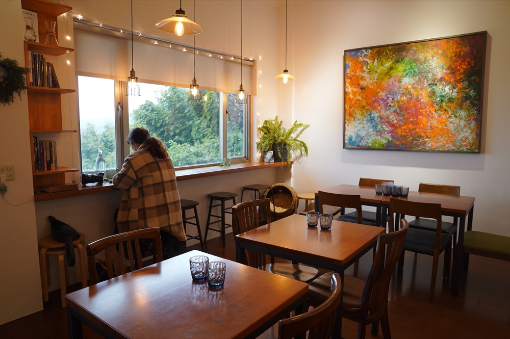 美食/陽明山咖啡廳 山上聊|坐擁山林美景「秘境咖啡廳」 留給自己享受一杯咖啡過程