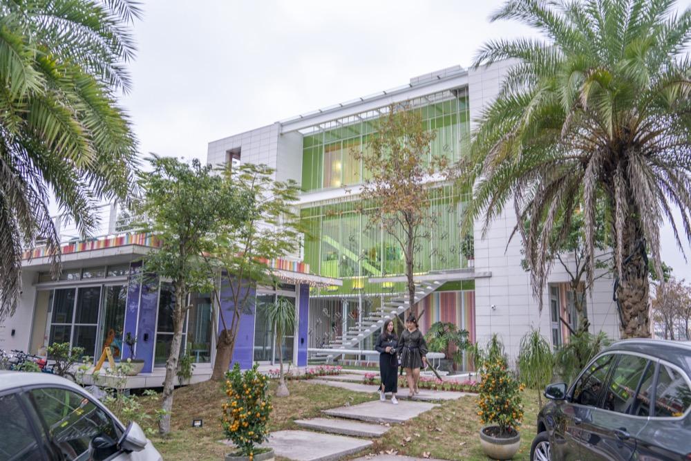 旅遊/宜蘭民宿 調色盤民宿 宜蘭度假好選擇 宜蘭親子住宿推薦