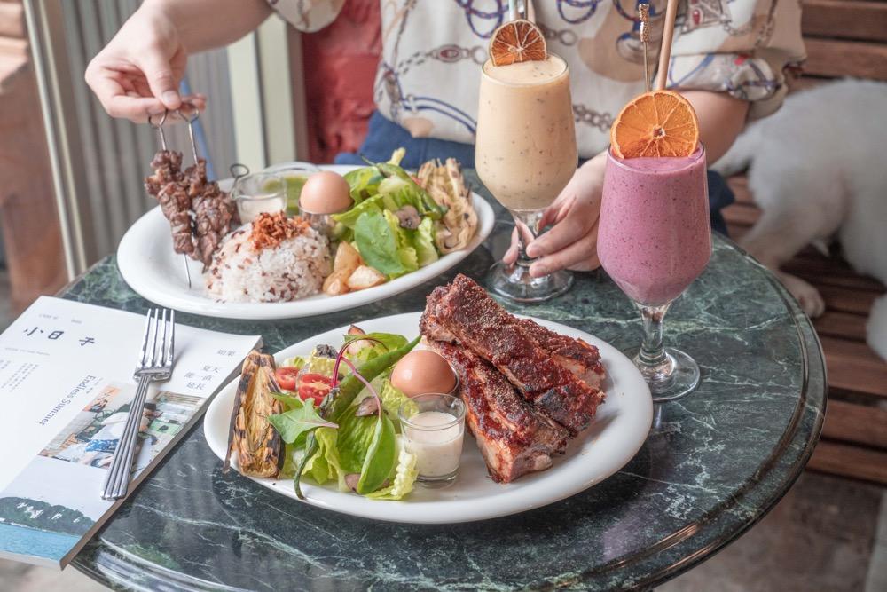 花蓮早午餐 平和飯店 『小和山谷Peaceful Valley』推出全新品牌啦!來花蓮吃早午餐的新選擇