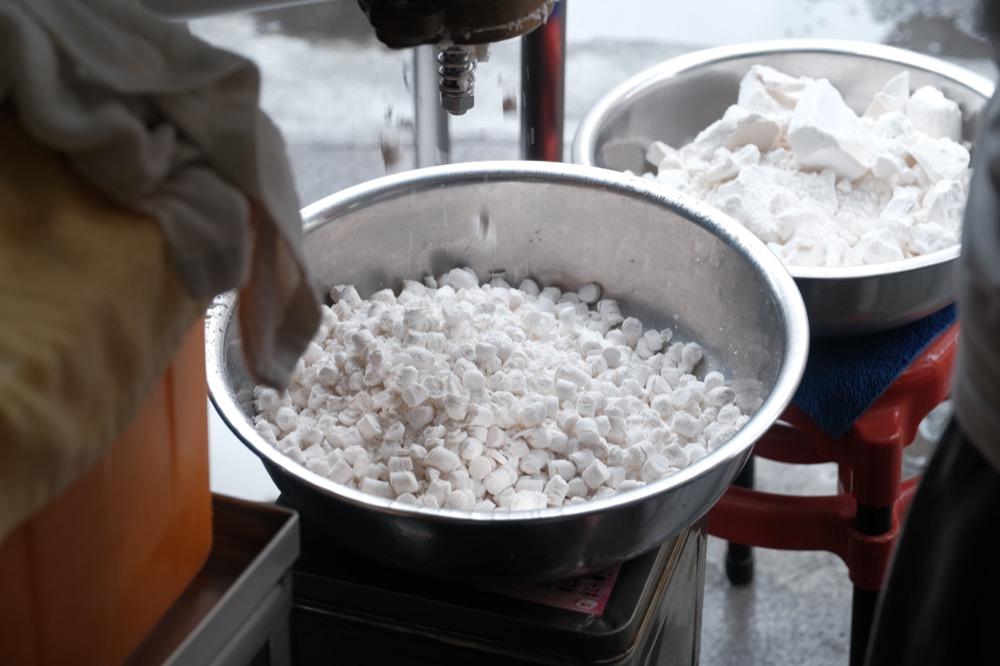 美食/彰化員林美食 蕃薯市八寶圓仔冰 超人氣台式下午茶 在地60年古早味!